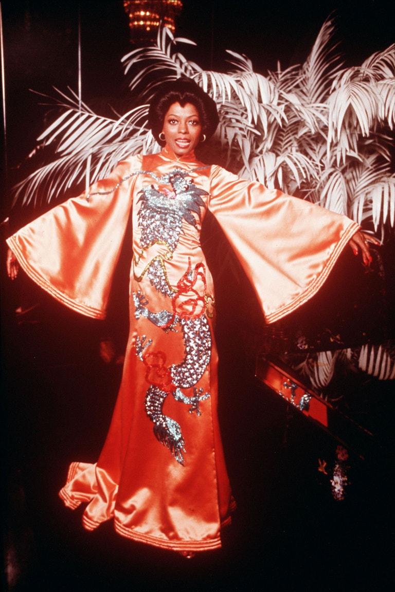 Diana Ross, Mahogany (1975).