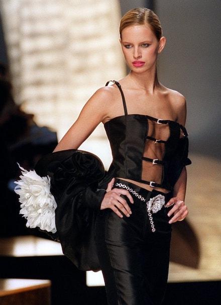 Valentino Haute Couture jaro - léto 2001