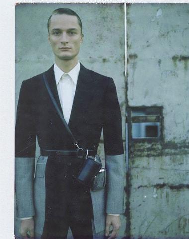 Alexander McQueen AW20 Menswear: symfonie pánského krejčovství