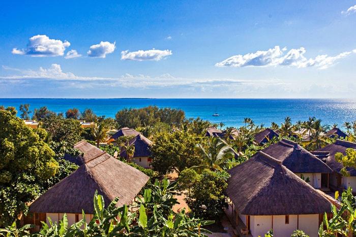 Zanzibar, hotel Zuri Zanzibar