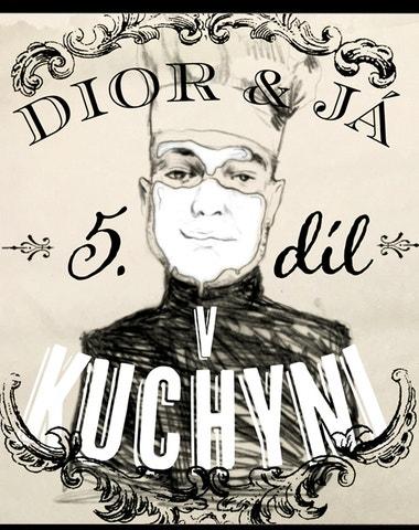 Dior a já v kuchyni #5: Brambory ve své nejvytříbenější podobě