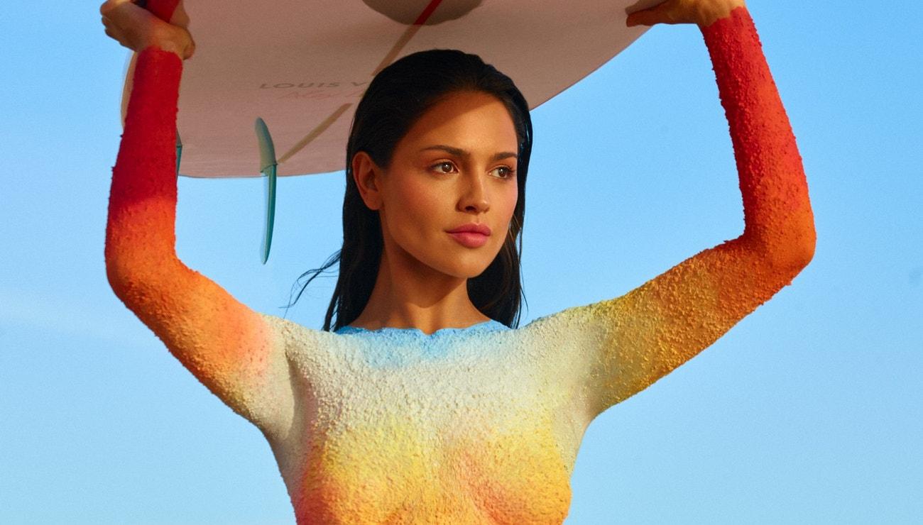 Eiza González o kráse, vůních a proč v líčení i péči zastává minimalismus