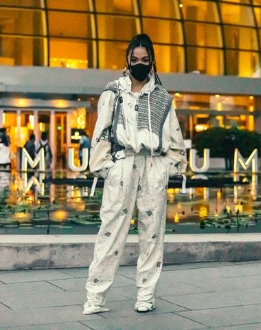 Street style inspirace ze Singapuru
