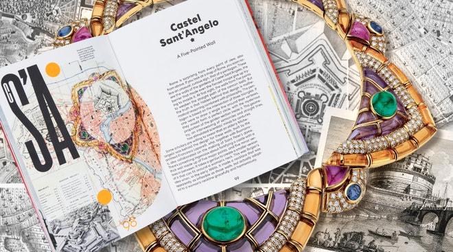 Bulgari Roma: Travel Tales for Beauty Lovers, Rizzoli, prodává Rizzoli, 40 $