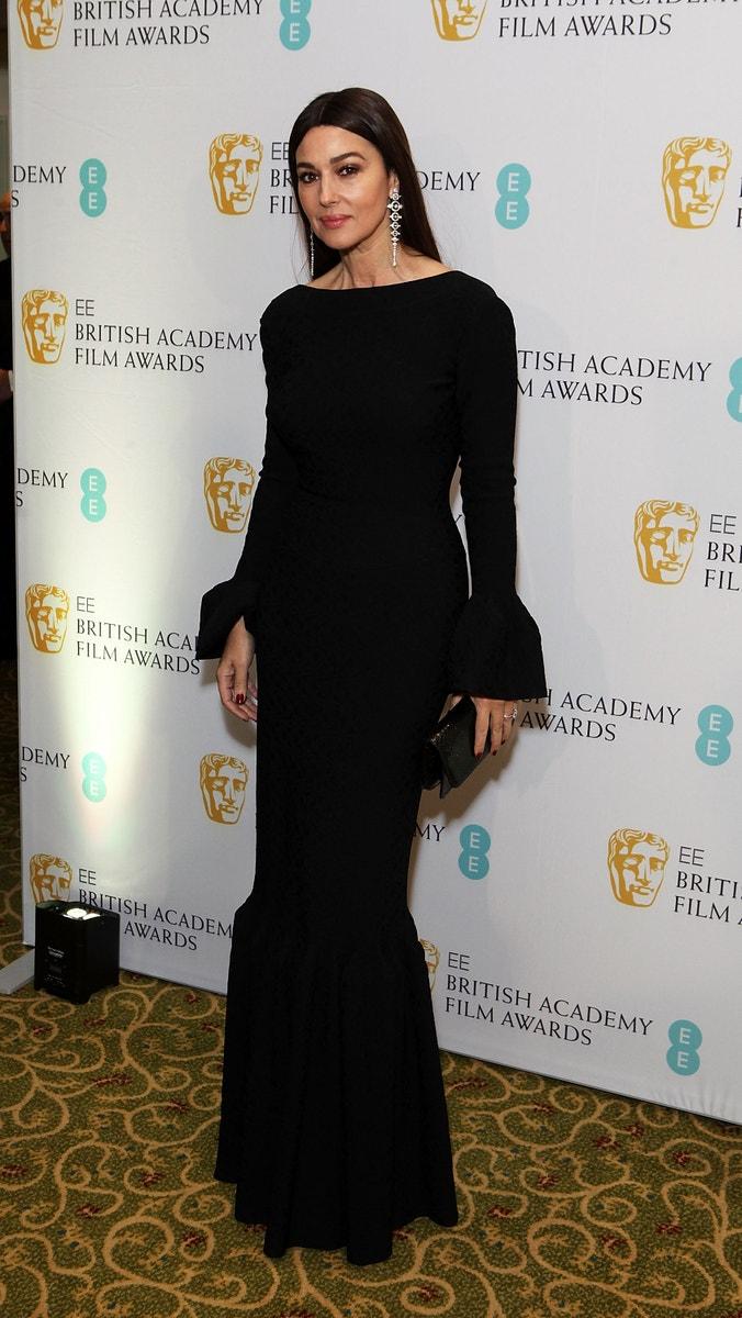 Monica Bellucci na EE British Academy Film Awards v Londýně, 2015 Autor: David M. Benett/Getty Images