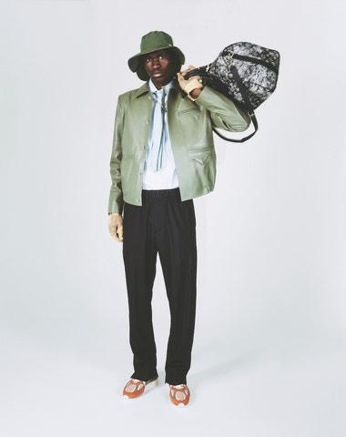 Men's Fashion Week zahajuje Louis Vuitton s kolekcí SS 2021