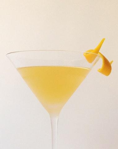 Vogue v kuchyni #25: Breakfast Martini à la Schiaparelli