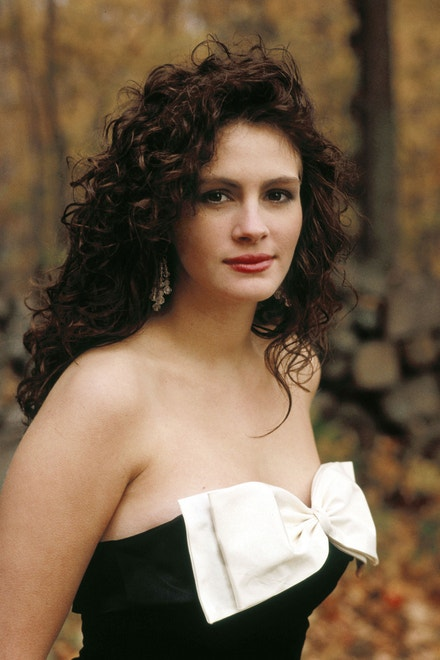 Julia Roberts, Mystic Pizza (1988).