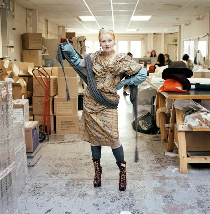 Vivienne Westwood, březen 2012