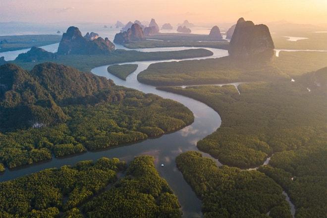 Phang Nga, Thajsko