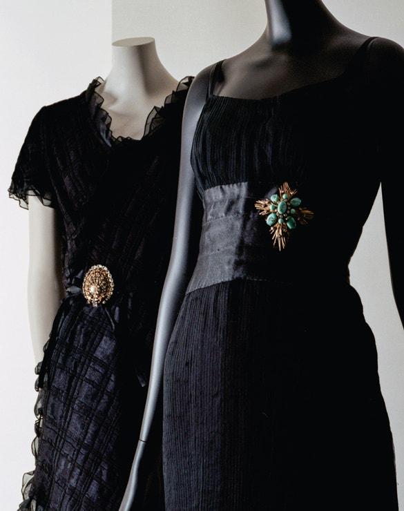 Večerní šaty Chanel, podzim–zima 1964/1965