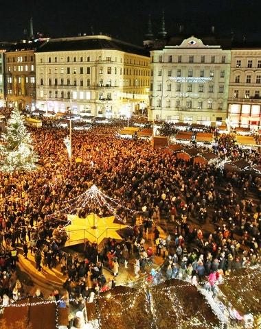 Zažít Brno vánoční