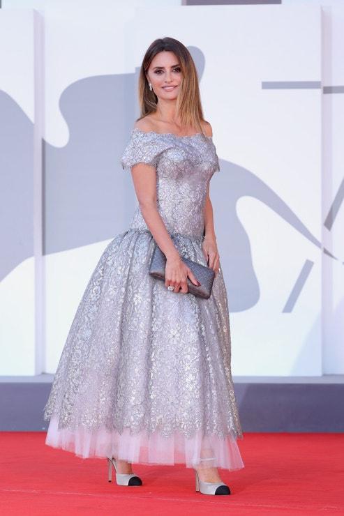 Penélope Cruz v Chanel