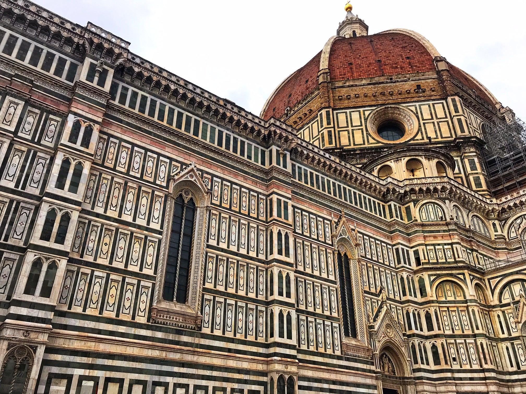 Dóm Santa Maria del Fiore, Florencie, 2019 Autor: Bára Hranoš/LUSH