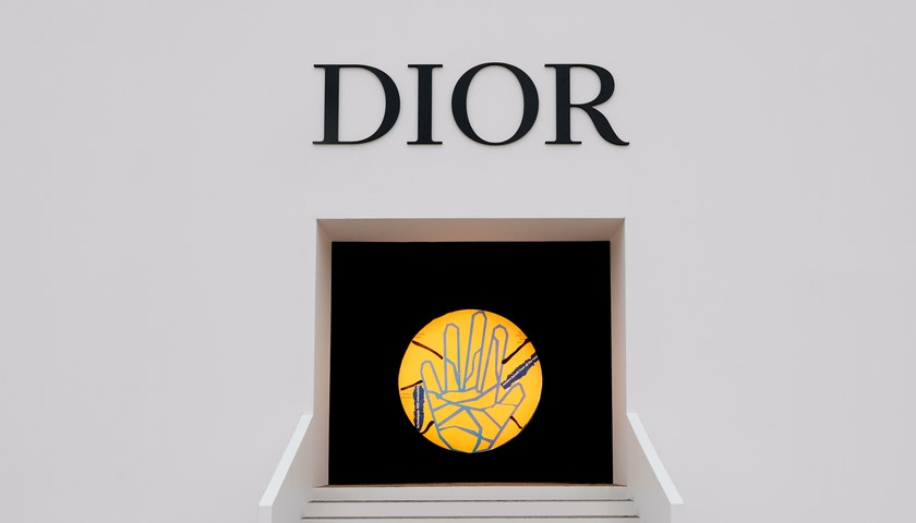 Dior jaro-léto 2021