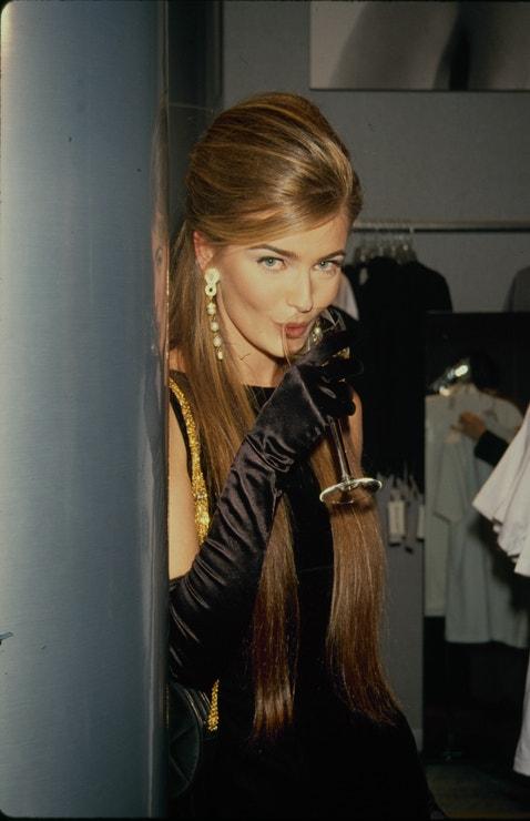 Pavlína Pořízková v roce 1990