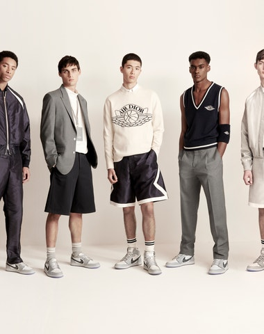 Kup je, když to dokážeš: Air Jordan 1 OG Dior právě v prodeji