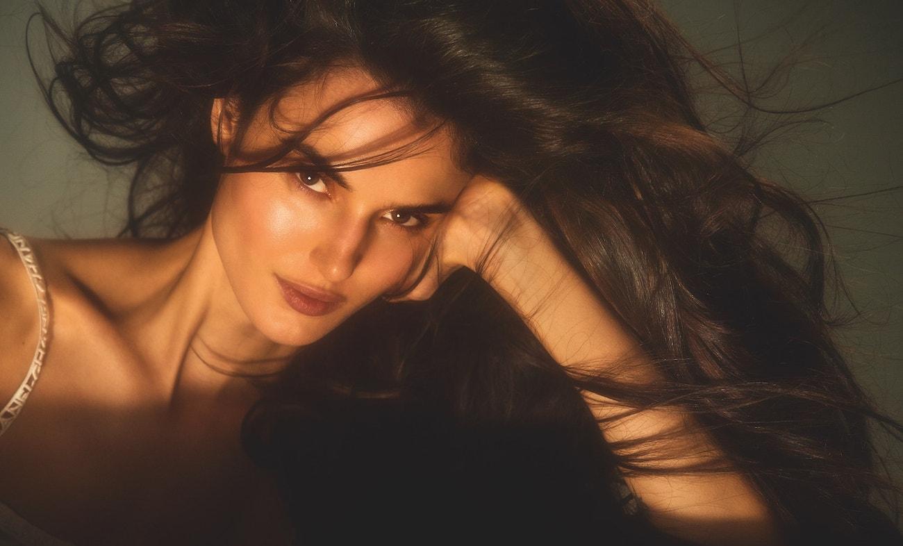 Blanca Padilla pro Vogue Czechoslovakia