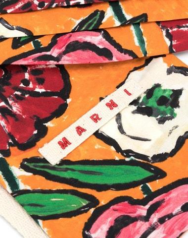 Marni uvádí roušky z upcyklované bavlny