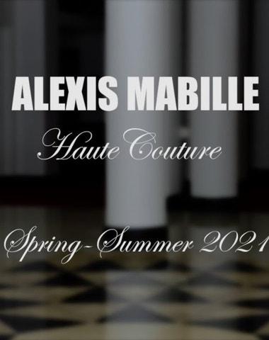 Alexis Mabille Haute Couture jaro–léto 2021