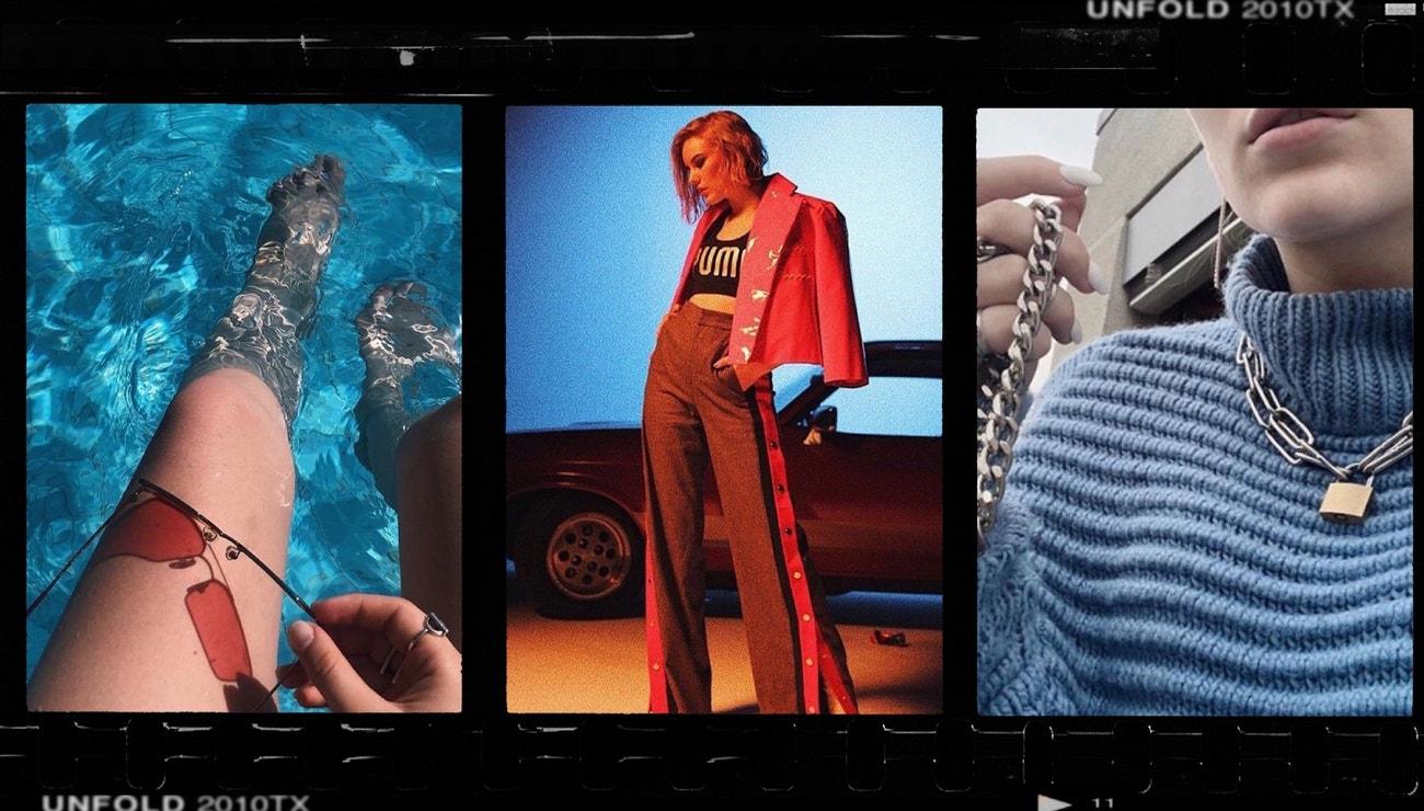 Fashion videoklipy podle Annet X: Bipolar Sunshine