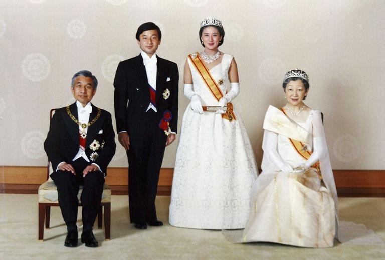 Princ Naruhito a Masako Owada, 1993