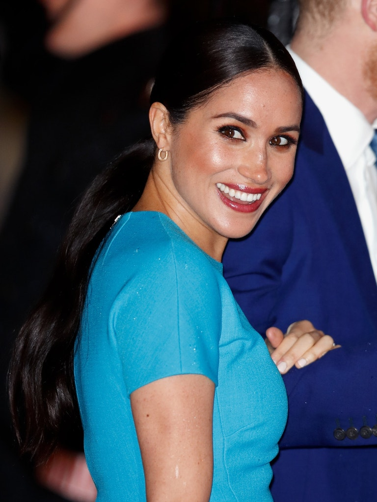 Princ Harry a vévodkyně Meghan, 5. března 2020 v Londýně