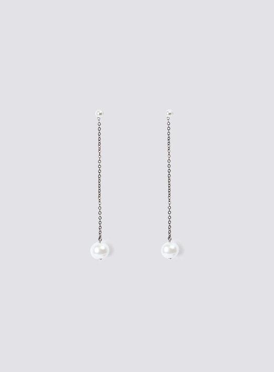 Dlouhé perlové náušnice, Pietro Filipi, prodává Pietro Filipi, 390 Kč