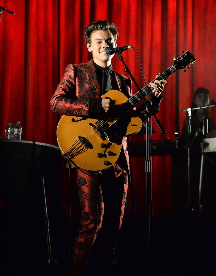 Harry Styles, Live On Tour Autor: Kevin Mazur/Getty Images for Sony Music