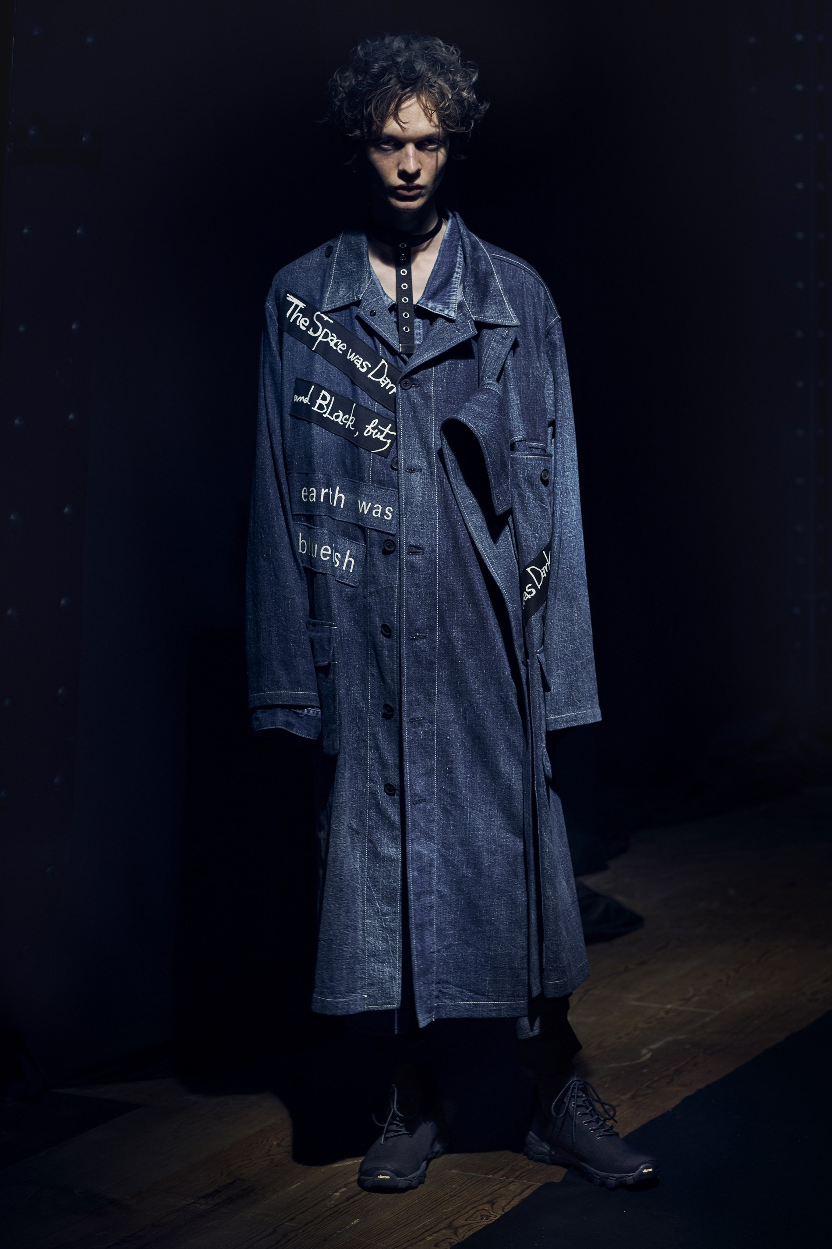 Yohji Yamamoto Spring-Summer 2021 Autor: Takay / Courtesy of Yohji Yamamoto