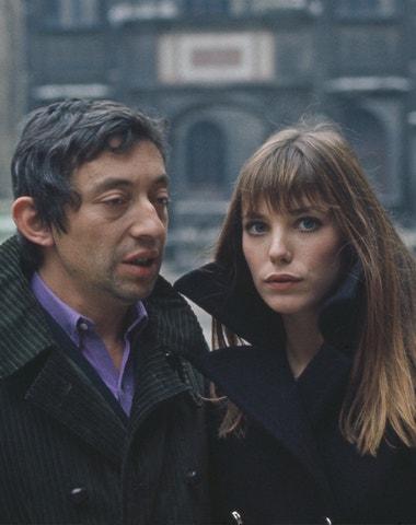 Láska z archivu: Jane Birkin a Serge Gainsbourg