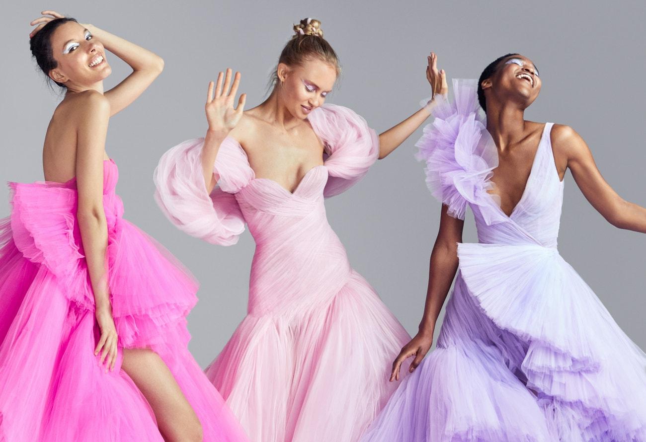 Ralph & Russo Haute Couture podzim - zima 2020/2021
