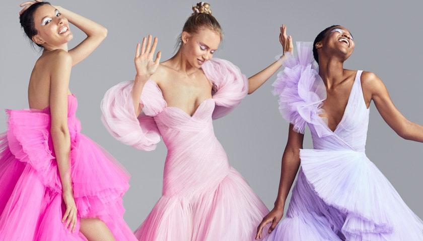 Tamara Ralph o nové haute couture kolekci: Vše jsem změnila a poskytla lidem útočiště