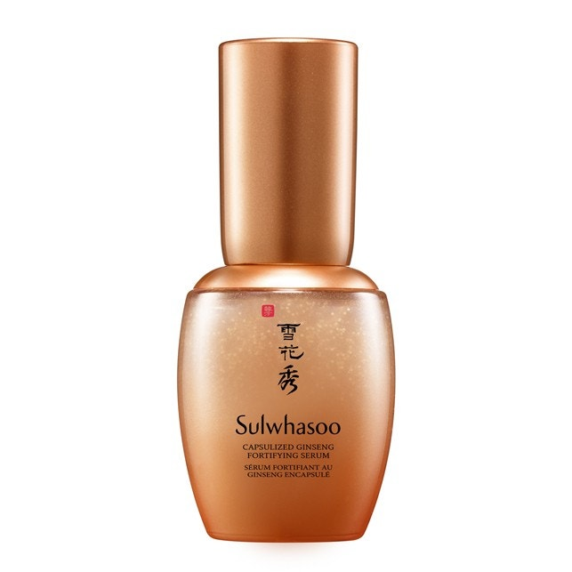 Capsulized Ginseng Fortifying Serum, Sulwhasoo, 130 €