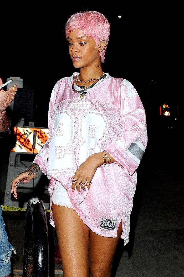 Rihanna Autor: Getty Images