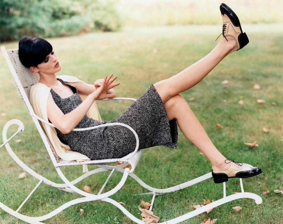 Stella Tennant, Vogue 1995