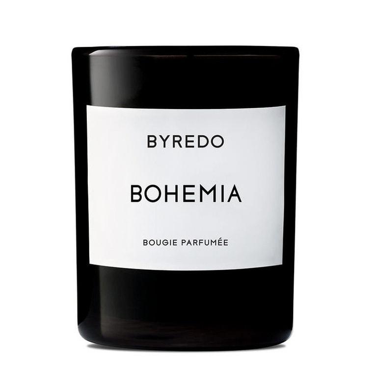 Vonná svíčka Bohemia, Byredo, prodává Ingredients, 1600 Kč