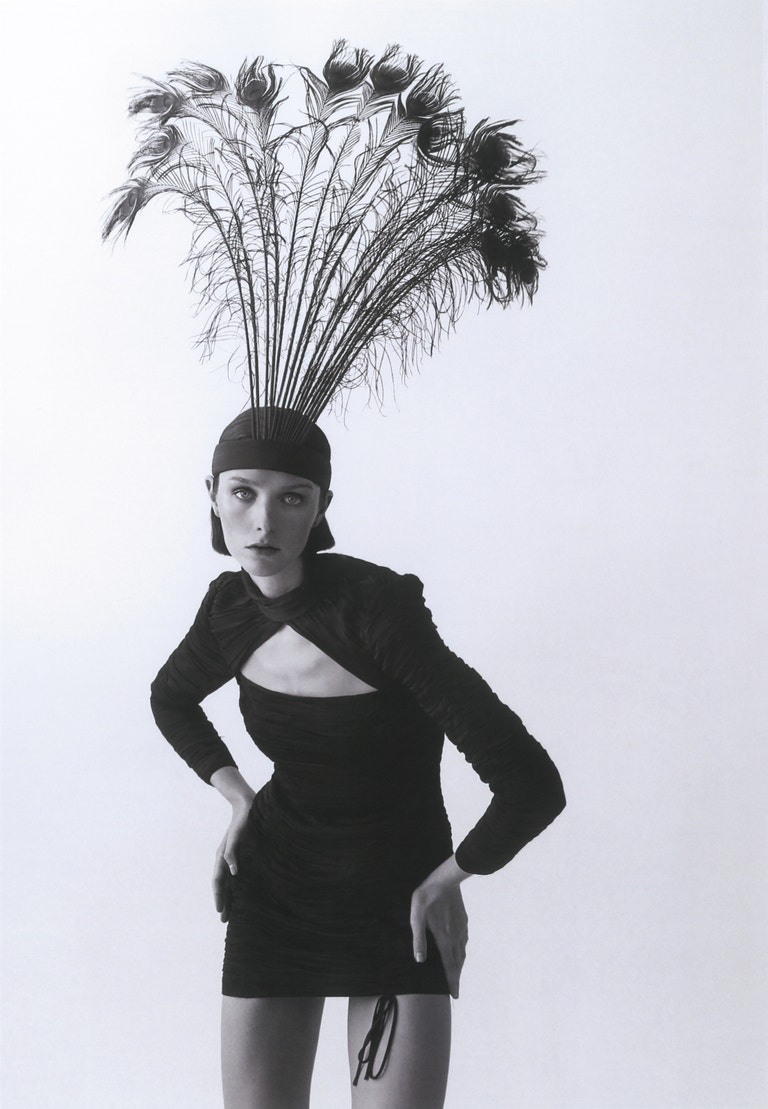 Šaty, Vintage Versace.