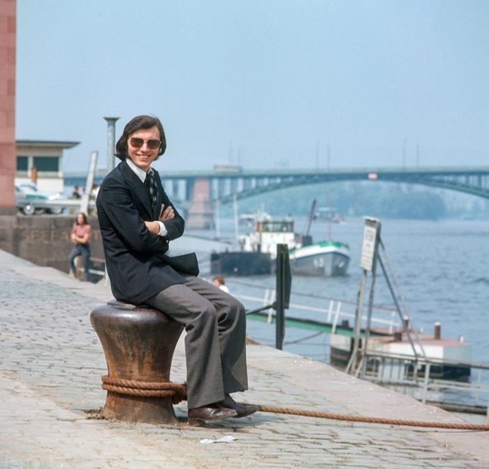 Karel Gott v sedmdesátých letech Autor: Profimedia