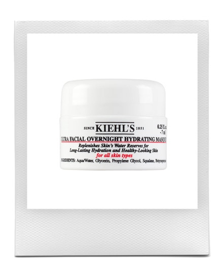 Ultra Facial Overnight Hydrating Masque, Kiehl's