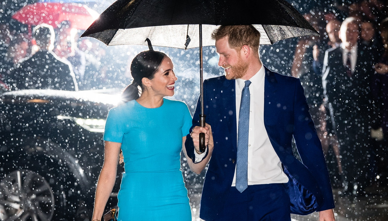 Harry a Meghan se rozloučili se Sussex Royal