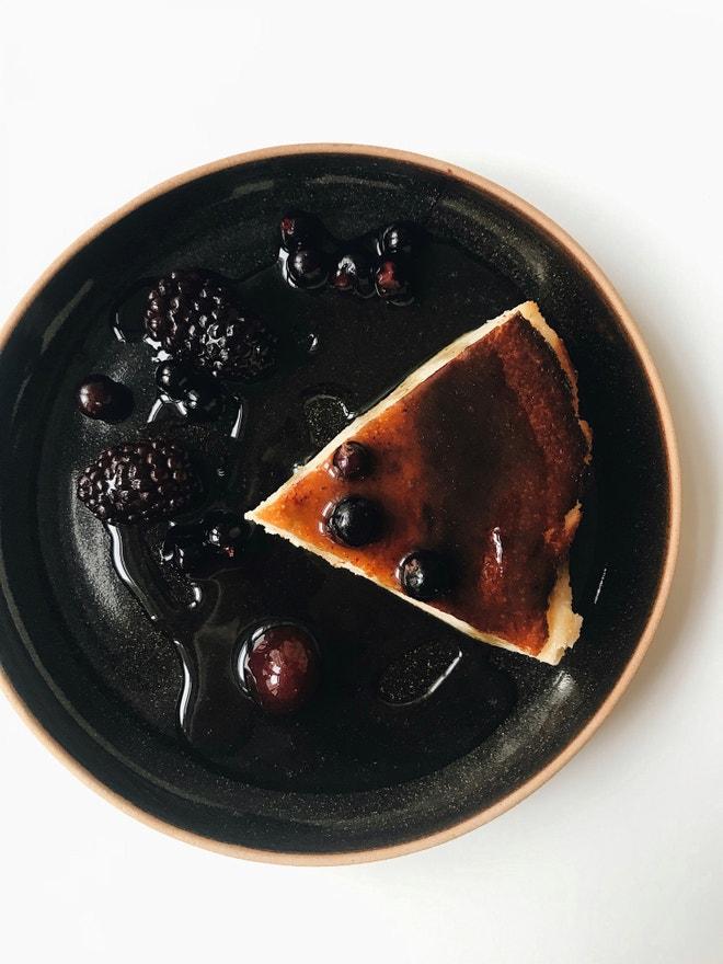 Baskický cheesecake
