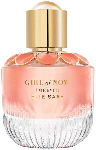 Parfémová voda Girl of Now Forever, Elie Saab, prodává Douglas, 2 350 Kč