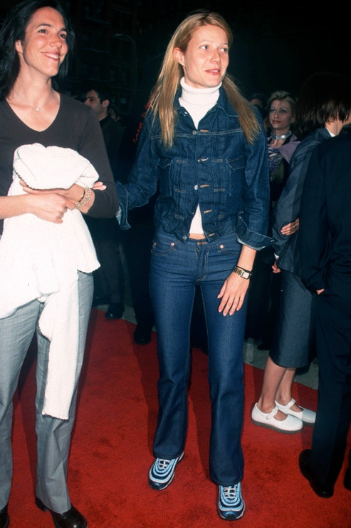 Gwyneth Paltrow, premiéra filmu Hamlet, New York, květen 2000