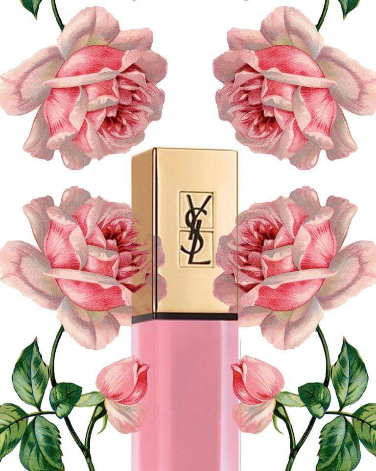 Rtěnka Tatouage Couture Matte v odstínu 11 Rose Illicite, YSL, prodává Sephora, 1060 Kč