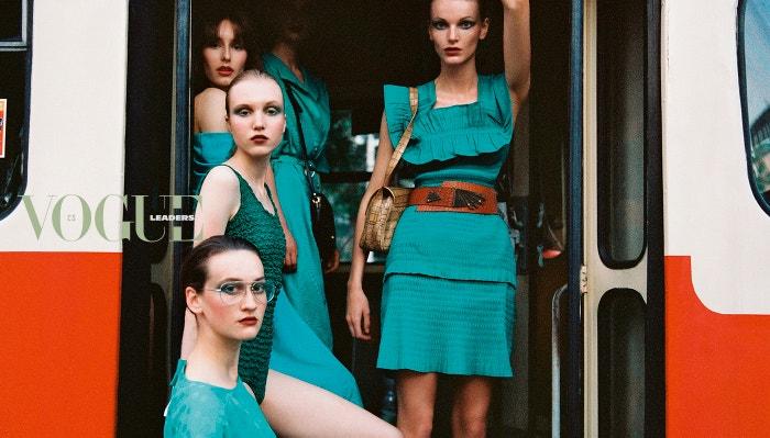 Vogue Czechoslovakia, Prosinec, 2020