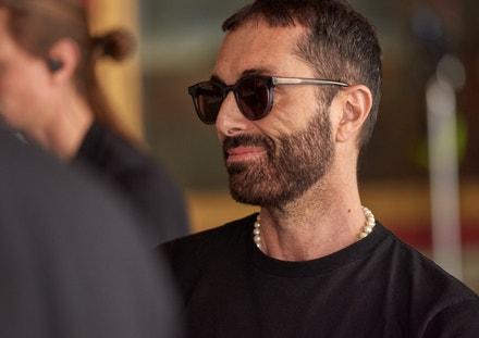 Giambattista Valli v zákulisí focení kolekce pro H&M