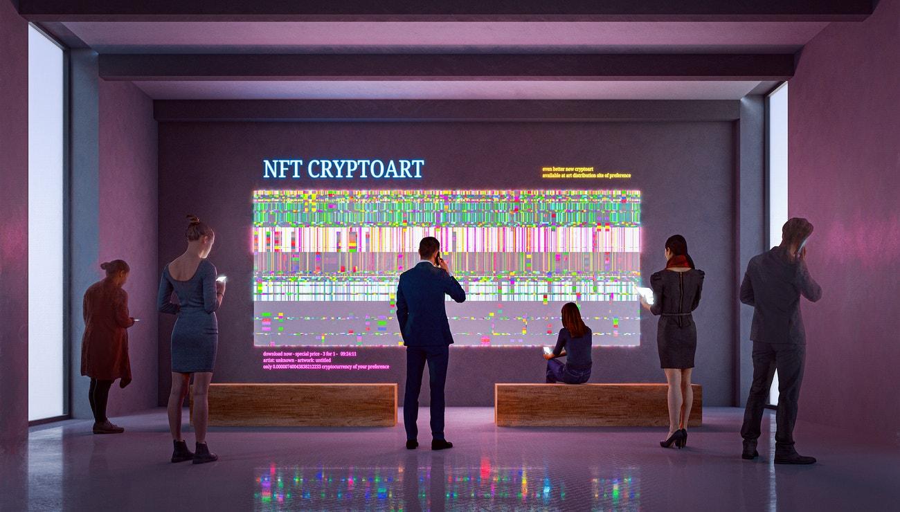 Vzrušující svět NFT