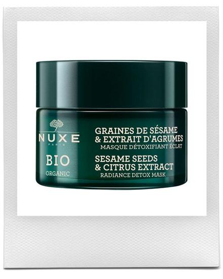 Rozjasňující detoxikační maska, Nuxe BIO, prodává Dr.Max, 649 Kč