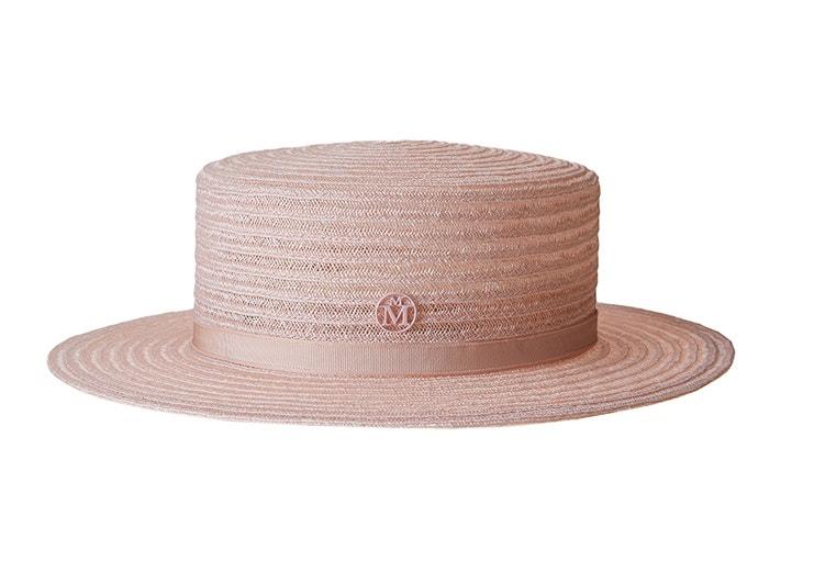 Slaměný klobouk Kiki, MAISON MICHEL, prodává Maison Michel, 530 €
